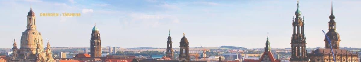 Grupperejser og studieture til Dresden