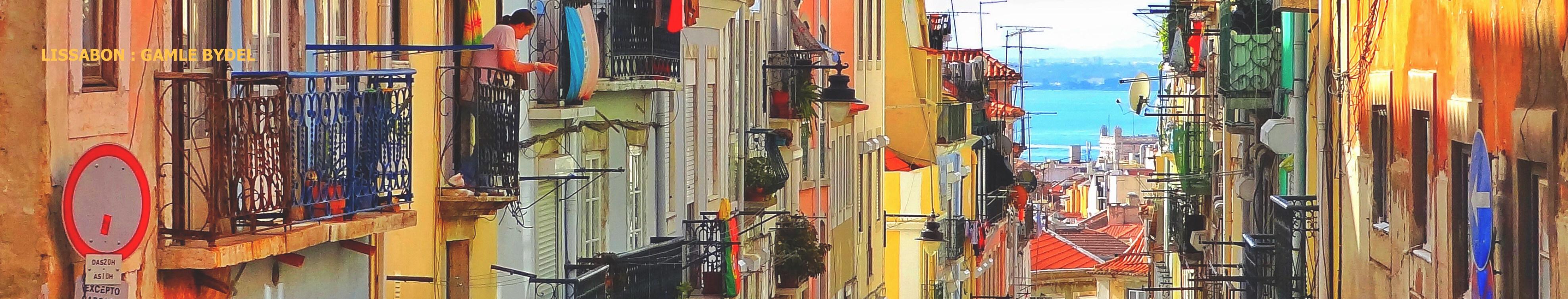 billig grupperejse til Lissabon