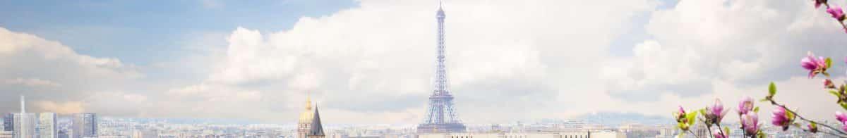 Billig grupperejse og studierejse Paris