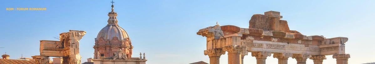 Grupperejser og studieture til Rom