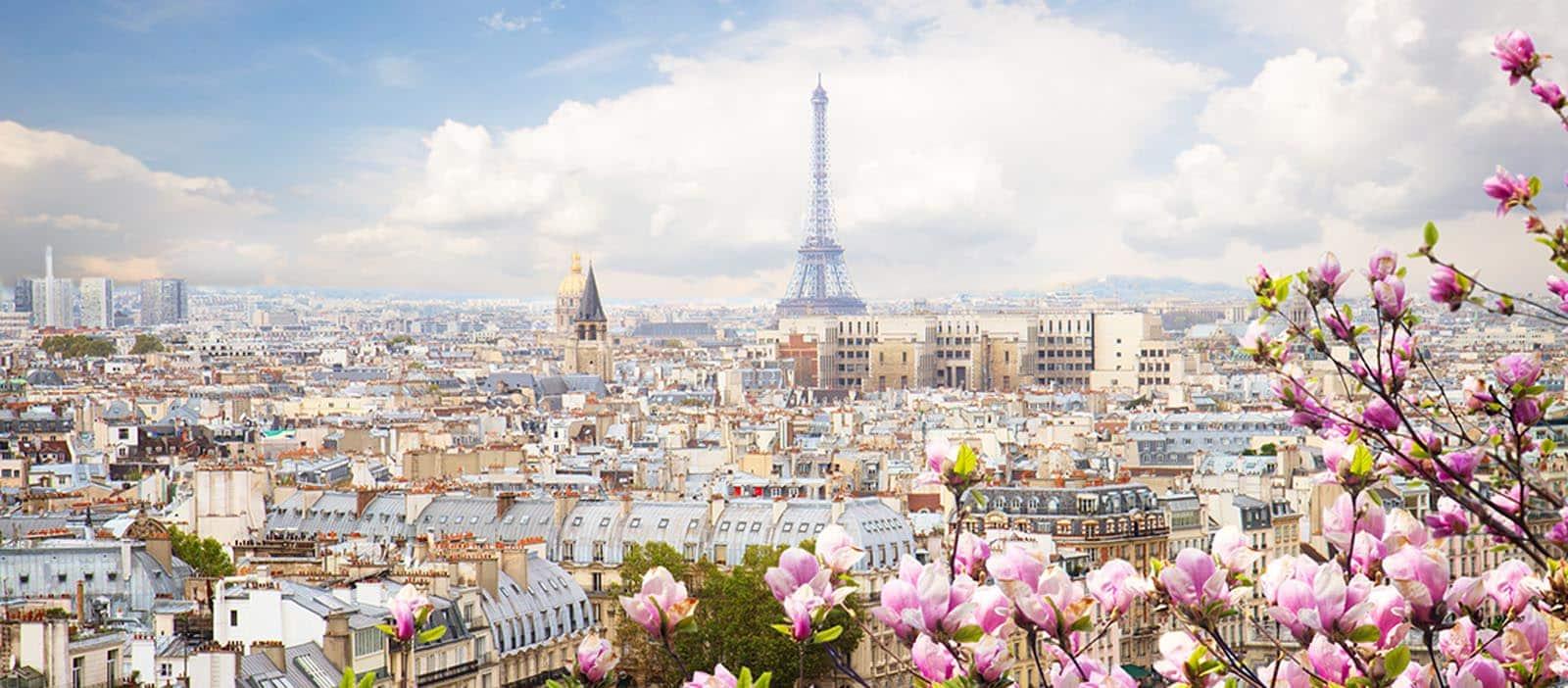 Grupperejser og studieture til Paris