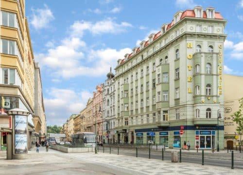 Grupperejser til Prag på Hotel City Centre