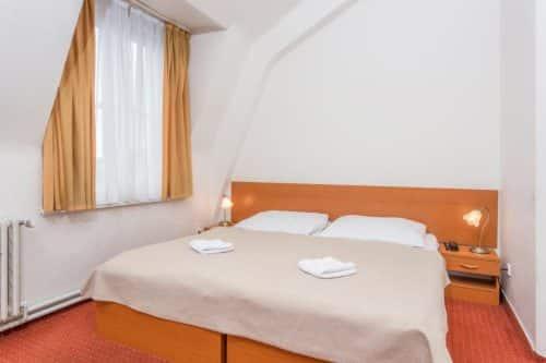 Rejsemægleren - billig gruppe rejse til Prag på Hotel City Centre