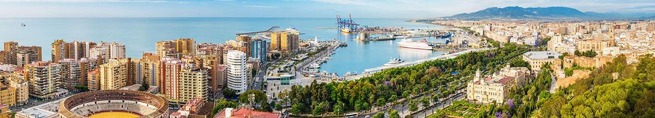 grupperejse og studietur til Malaga