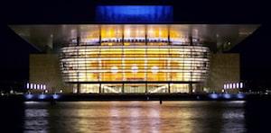 Studietur i København - Operaen