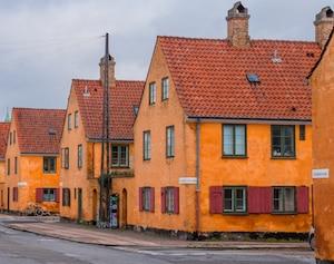 Studietur i København - Nyboder