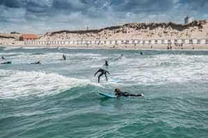 Billig studietur til Nordjylland - Surfing