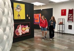 Skolerejse i Sønderjylland - Esbjerg Kunstmuseum