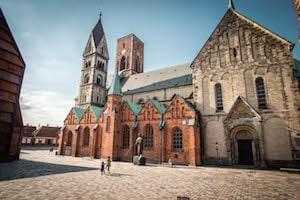 Billig studietur i Sønderjylland - Ribe Domkirke