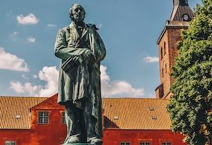 Studietur på Fyn og Odense - H. C. Andersen