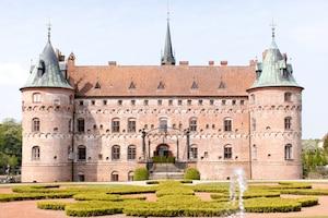 Studietur på Fyn - Egeskov Slot