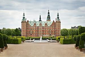 Studietur på Sjælland - Frederiksborg Slot