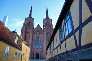 Studietur på Sjælland - Roskilde Domkirke